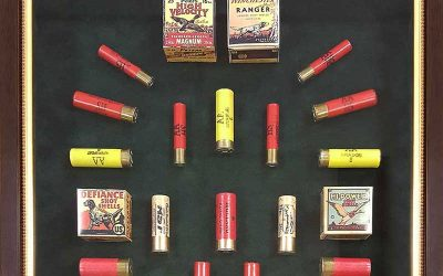 Antique Gun Shells