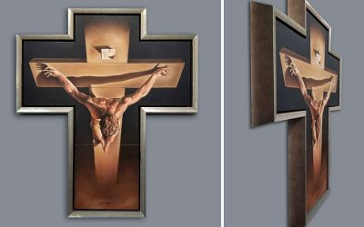 FRAMING PROJECT: The Cross
