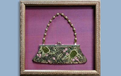 Grandmother's Closet: Antique Purse