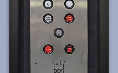 Going Down?: Elevator Panel