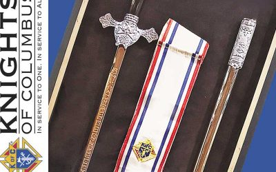 Remembrance: Knights of Columbus Regalia