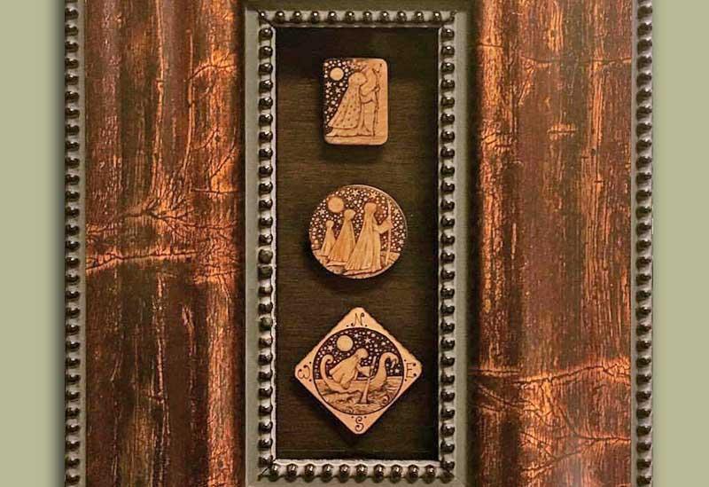 Wooden Tokens