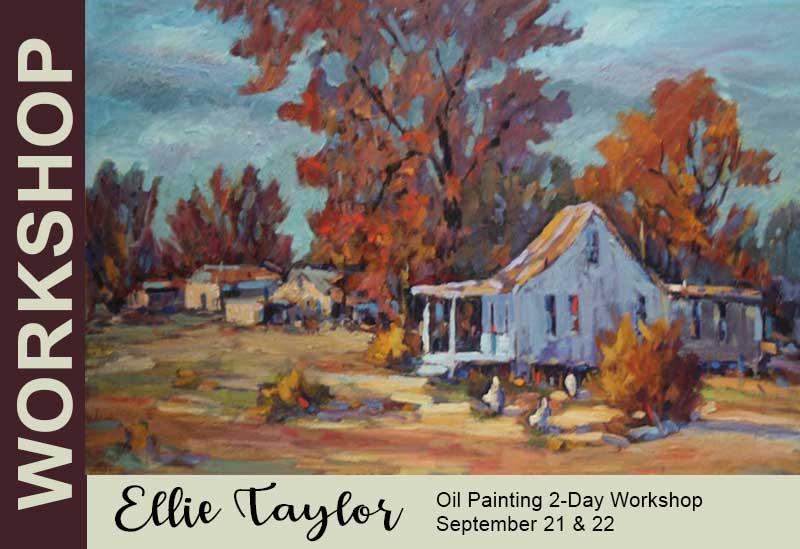 Ellie Taylor Workshop