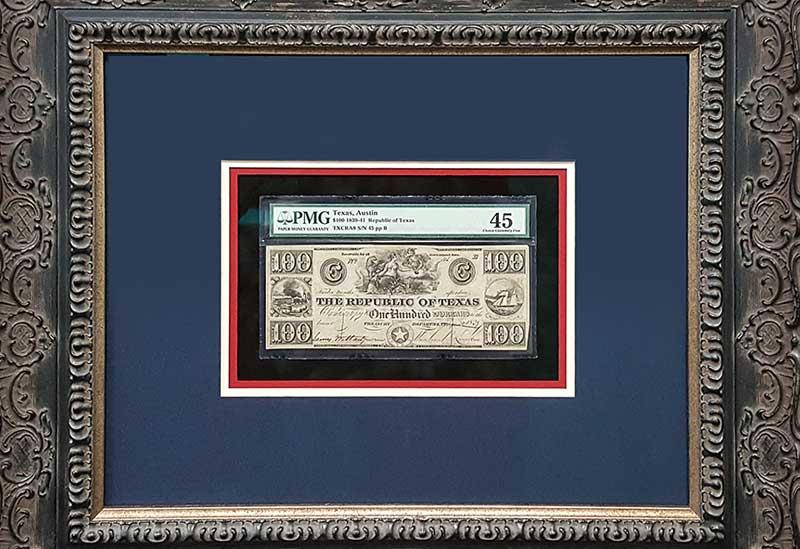 Money Matters: Republic of Texas