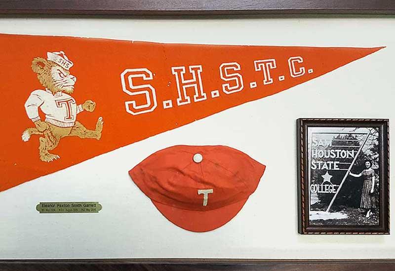 Rah! Rah! Rah!: Sam Houston State College