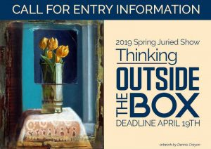 Thinking Outside the Box | DEADLINE @ Dutch Art Gallery | Dallas | Texas | United States