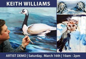 Artist Demo | Keith Williams