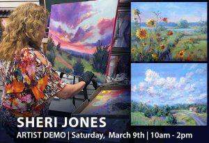 Artist Demo | Sheri Jones
