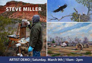 Artist Demo | Steve Miller