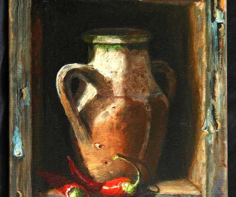 Pottery in a Box by Jean Olliver