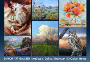 ArtScape at the Dallas Arborteum @ Dallas Arboretum | DeGolyer House | Dallas | Texas | United States