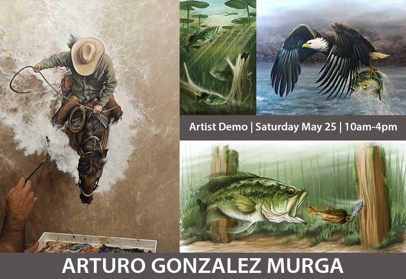 ARTIST DEMO | ARTURO GONZALEZ MURGA