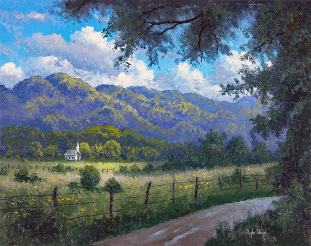 Colley Whisson Workshop - Ed Terpening's Blog |Painting Artist Directory Cove