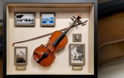 FRAMING PROJECT: Musical Family