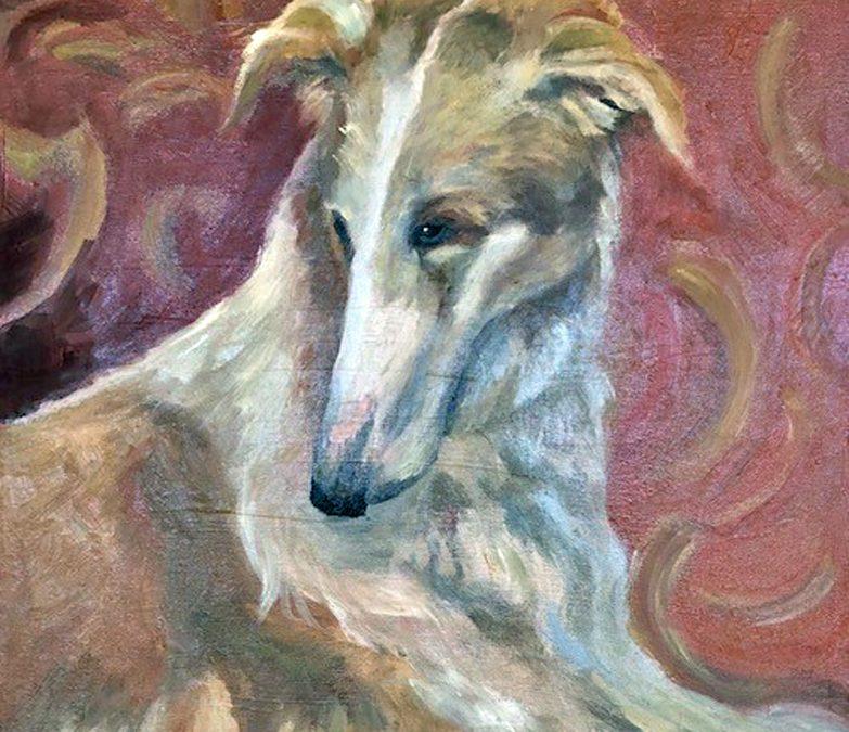 Noble Companion by Susie Monzingo