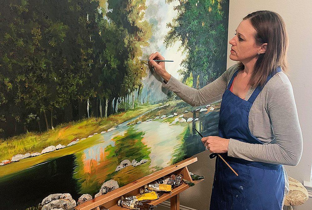 Marie Gray Artist Spotlight
