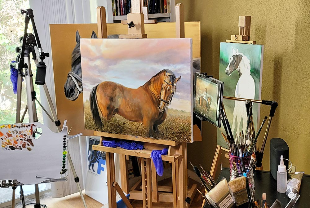 Suzanne Moseley Artist Spotlight